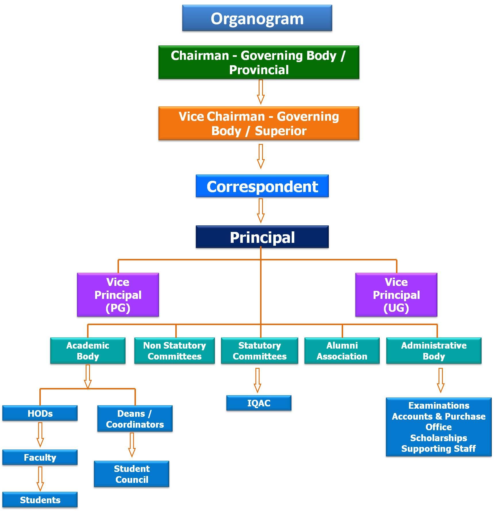 loyolaorganogram
